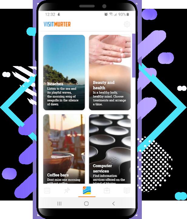 Visit Murter mobilna aplikacija